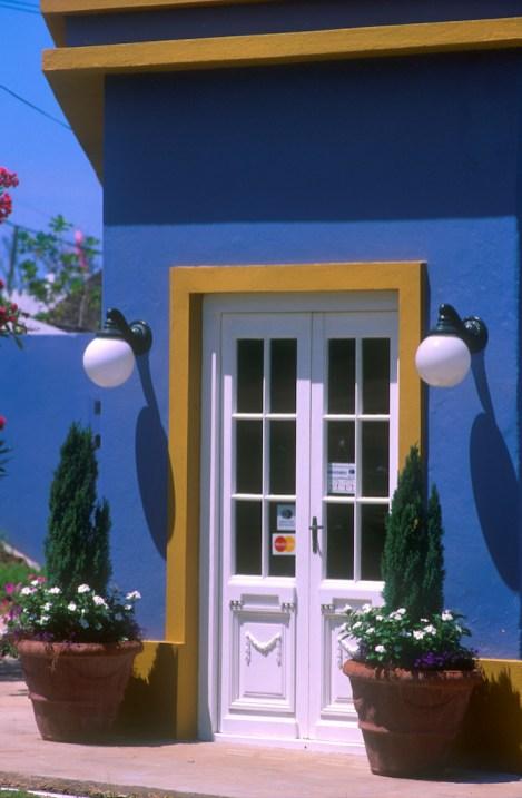 Uruguay, Maldonado, Punta del Este, la Barra, puerta