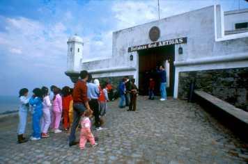 Uruguay, Montevideo, Fortaleza Gral. Artigas