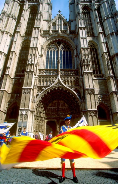 Flandes, Amberes, Catedral