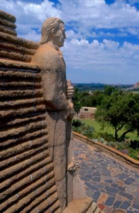 Sudáfrica, Transvaal, Pretoria, Monumento Voortrekkers