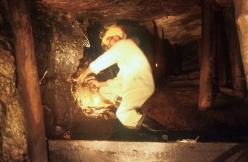 Sudáfrica, Transvaal, Johannesburg, Gold Reef City, mina de oro