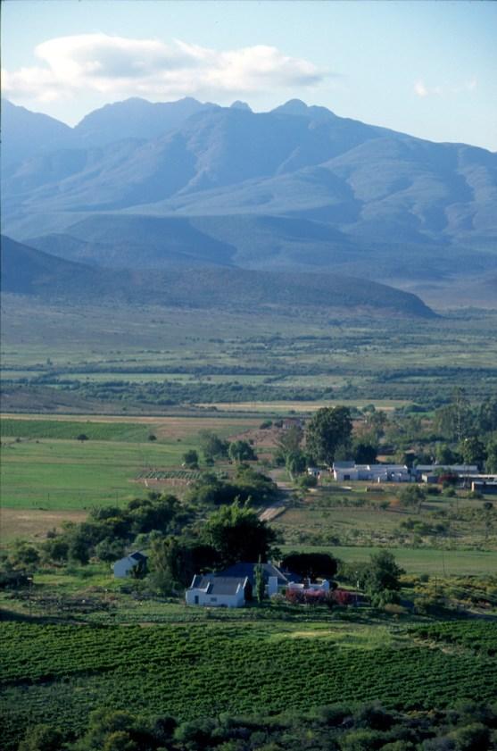 Sudáfrica, Karoo, Oulap