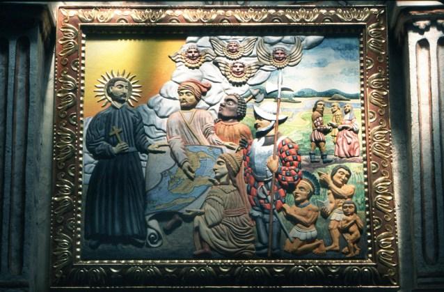 Bolivia, Chiquitania, San Javier, Misión Jesuítica
