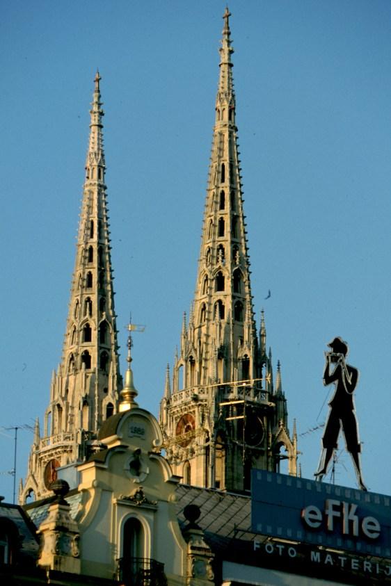 Croacia, Zagreb, catedral