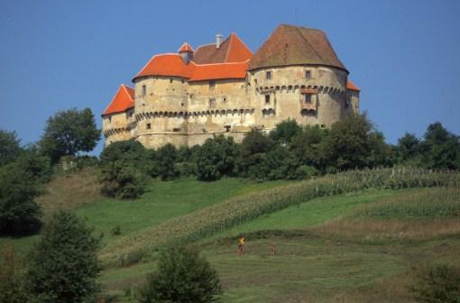 Croacia, castillo de Veliki Tabor