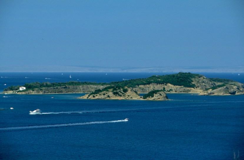 Croacia, isla de Rab