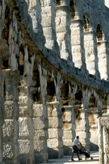 Croacia, Pula Anfiteatro romano