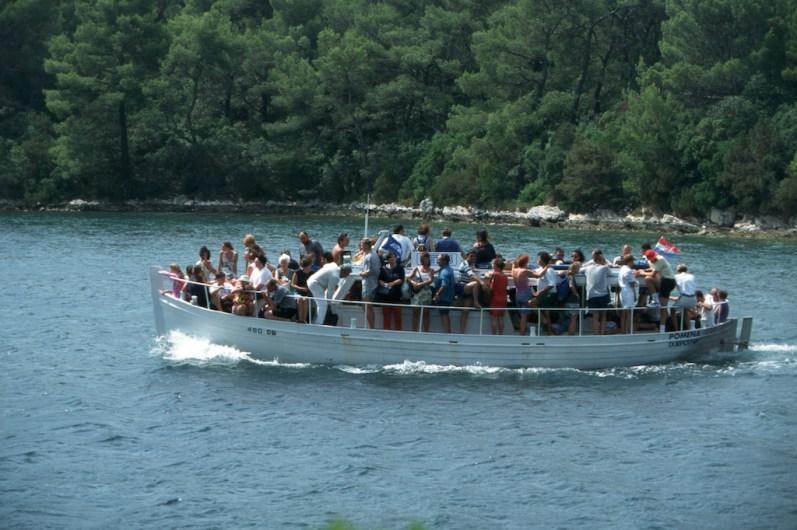 Croacia, Isla de Mljet