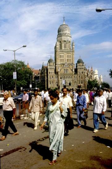 India, Maharashtra, Bombay, Ayuntamiento