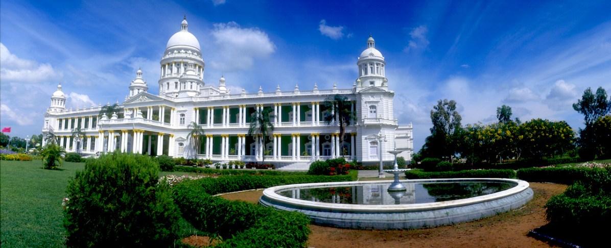 India, Mysore, Fiesta de Dussehra, Karnataka, Hotel Lalitha Mahal Palace