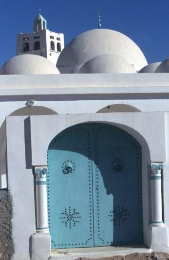 Túnez, Djerba, puerta