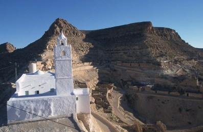 Túnez, Ichenini