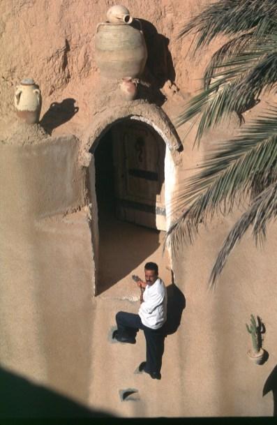 Túnez, oasis de dunas, Douz, Hotel Tourning Club Tunusie