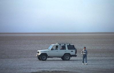 Túnez, Salar El Herid, transporte
