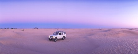 Túnez, oasis de dunas, Douz