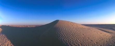 Túnez, oasis de dunas, Douz, dunas