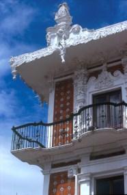 México, Puebla, barrio del artista, estilo alfeñique