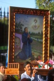 México, Guanajuato, San Miguel de Allende, procesión