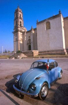México, San Miguel de Allende, transporte