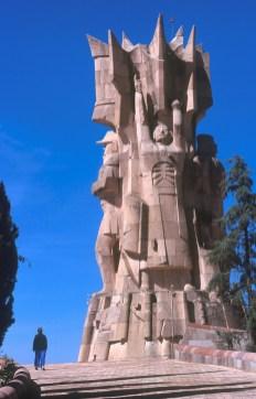 México, Guanajuato, Dolores Hidalgo, monumento a los insurgentes