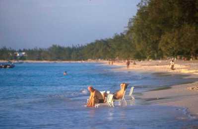 Islas Cayman, Bahia del Oeste