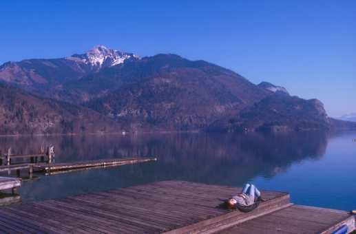San Gilgen, Lago Wolfgang