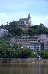 Macao, iglesia de la Penha