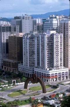 Macao, Colina Faro da Guia