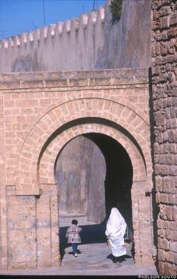 Túnez, Bizerta, puerta