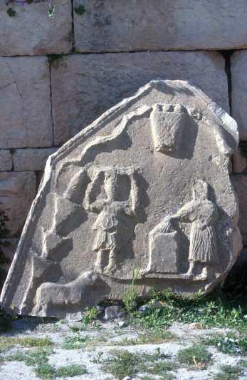 Túnez, ciudad romana de Musti