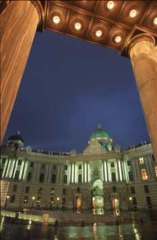 Viena, Palacio Corte Imperial