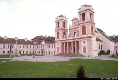 Baja Austria, Furth, Monasterio Göttweig