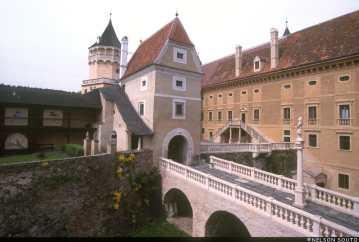 Castillo de Rosenburg,