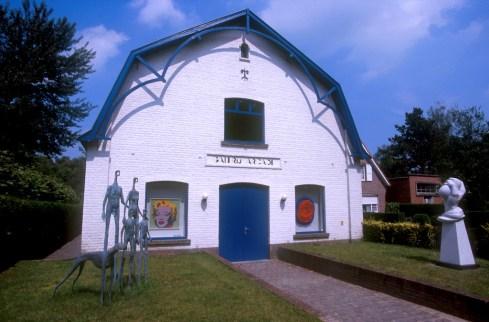 Bélgica, Flandes, Deurle-St Martens Latem, Galería Arcade