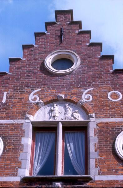 Flandes, Brujas, casa de Gremios