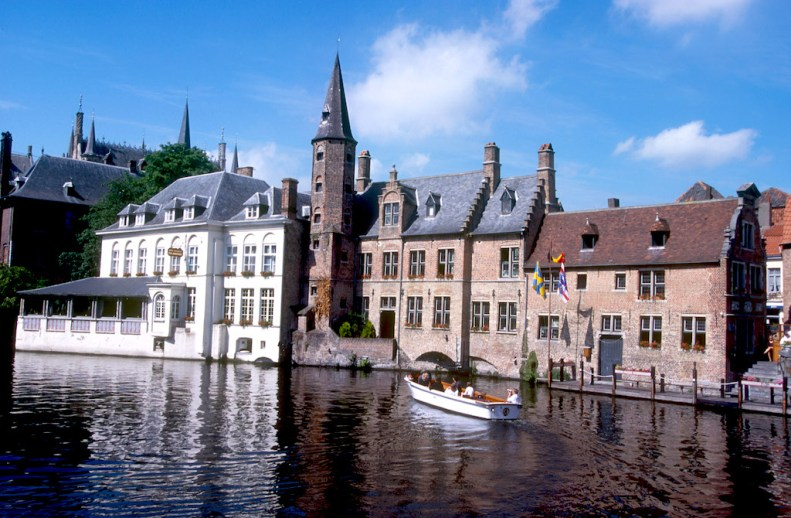 Bélgica, Flandes, Brujas