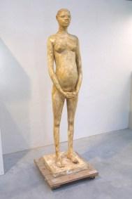 Flandes, Gijverinkhove, Fundación George Grard, escultura