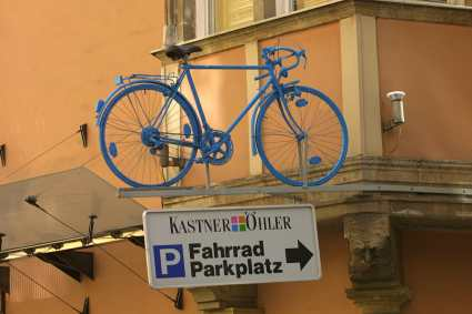 Austria, Estiria, Graz, bicicleta