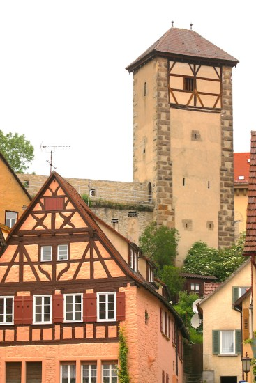 Alemania, Baden-Wurtemberg, Rottenburg Am Neckar