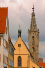 Alemania, Baden-Wurtemberg, Rottenburg Am Neckar, caco antiguo