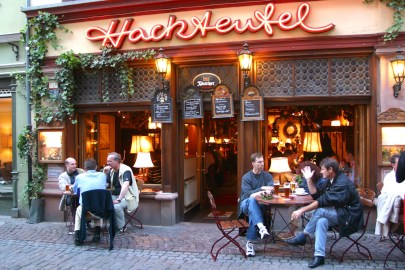 Alemania, Baden-Wurtemberg, Heidelberg, Bar