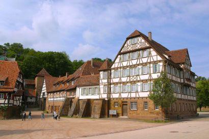 Alemania, Baden-Wurtemberg, Maulbronn, recinto del Monasterio