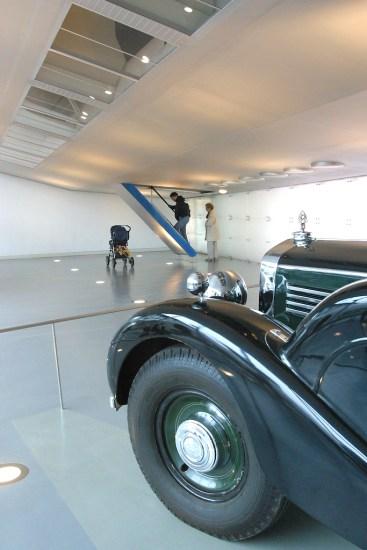 Alemania, Lago de Constanza, Friedrichshafen, Museo Zeppelin