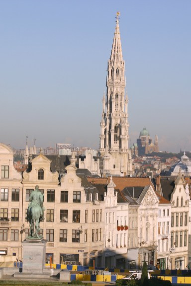 Bélgica, Bruselas