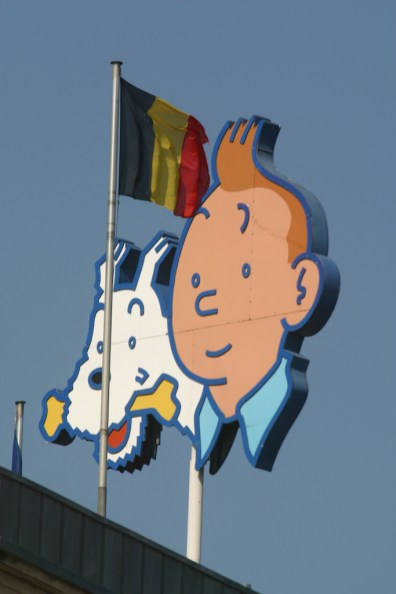 Bélgica, Bruselas, Bélgica, Bruselas, Tintin, Avenue Paul-Henry Spaak