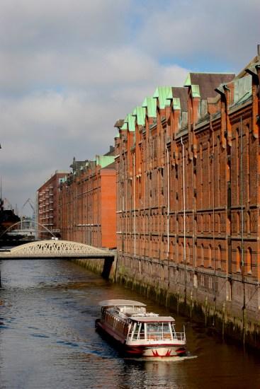 Alemania, Hamburgo, Ciudad de los Almacenes