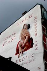 Alemania, Hamburgo, Barrio St Pauli, mural