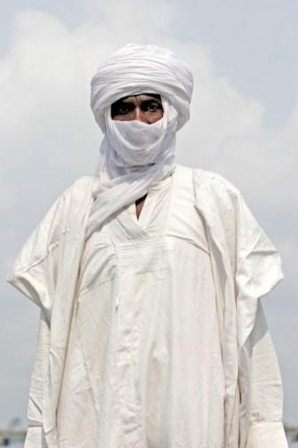 Camerún, Douala, fiesta Ngondo, Fiesta del Agua., Tuareg