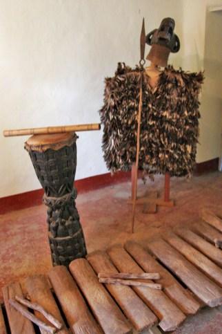 Camerún, Bafut, Fondom, Chefferie, museo real