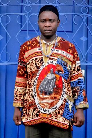 Camerún, Dsching, Centro Climatico, principe Bafù